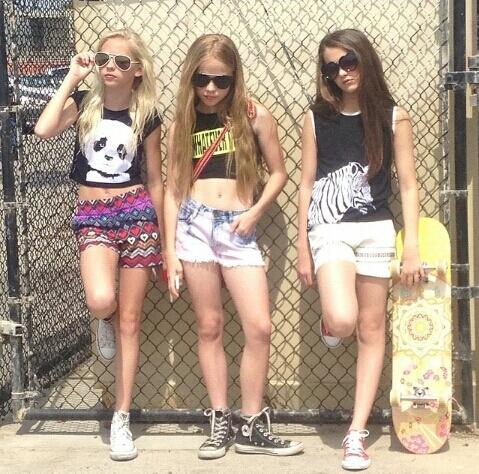 Shooting With Lexee Smith Lexeesmith And Chloe East