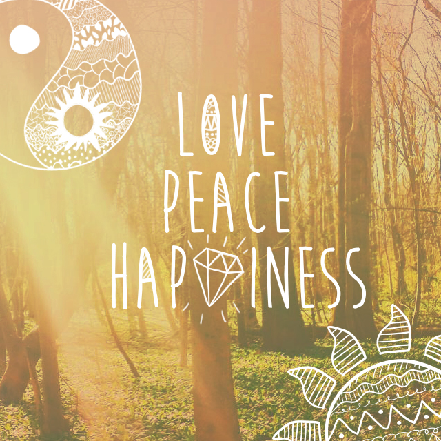 Peace And Joy Quotes: Download Our Love, Peace, And Happiness Clipart Package