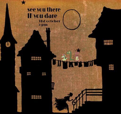 halloween party invites Graphic Design Contest