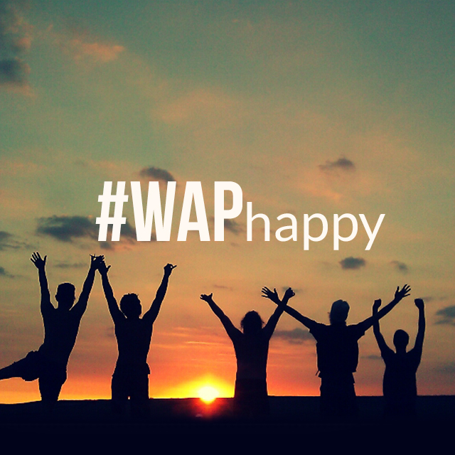 Spread joy with the waphappy weekend art project for Weekend art projects