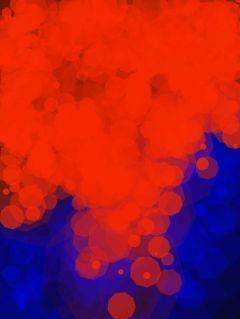 abstract art colorful deco sketch digital art