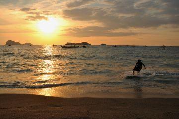 sunset sun photography philippines beach