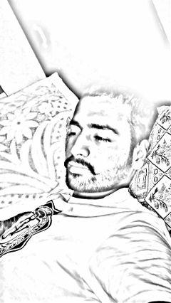 black & white edited
