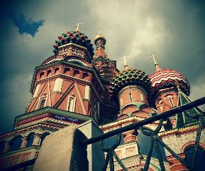 photography summer travel colorful moscow