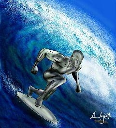 dcsurfing art