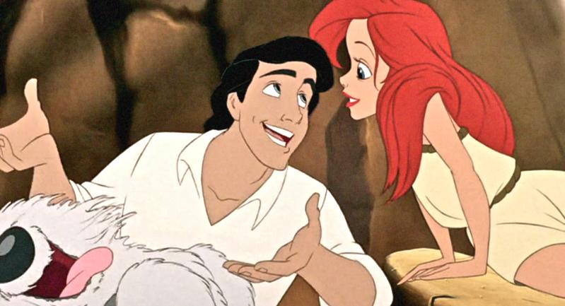 Prince Eric And Ariel Tumblr