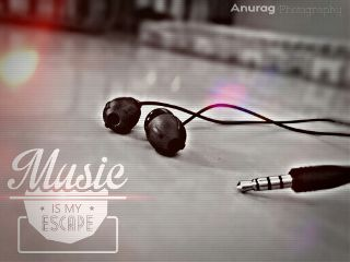 black & white colorful color splash music lovely