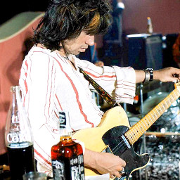 the rolling stones keith richards jack daniels coke