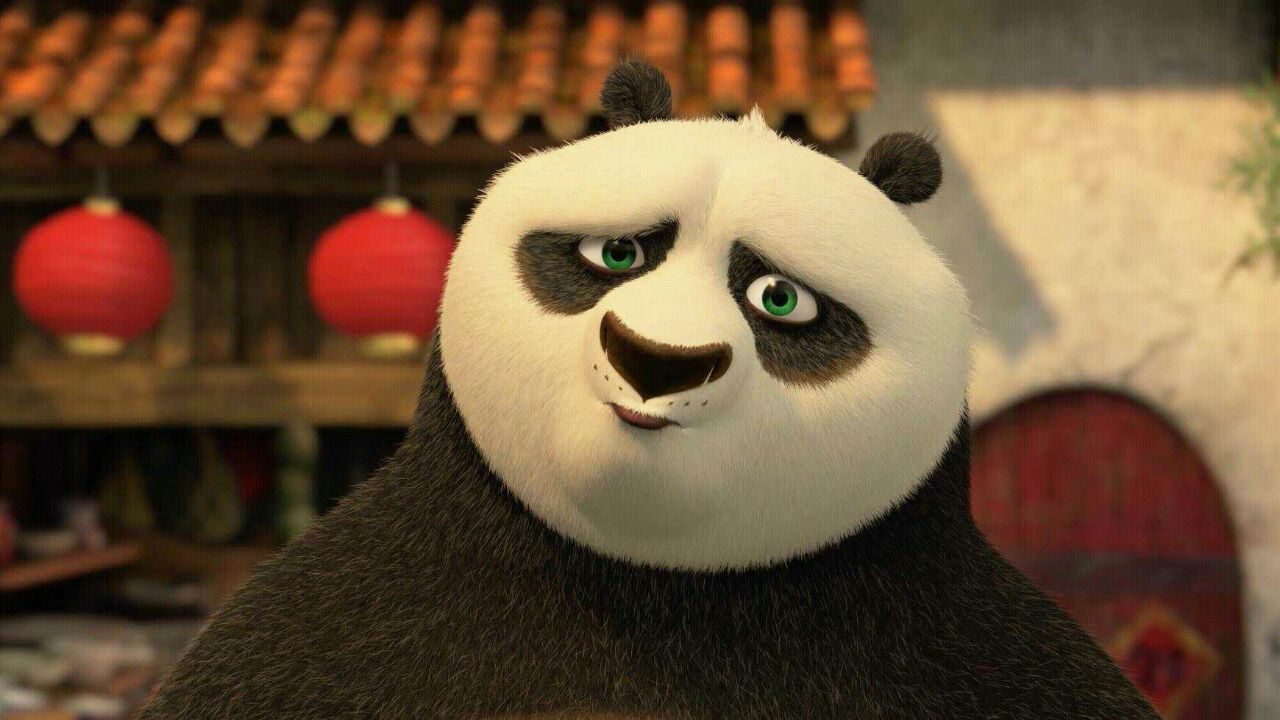 Любовью, прикольные картинки кунг фу панда
