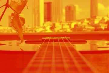 waporange music