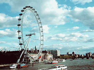 london londoneye england travel beautiful